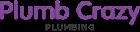 Plumb Crazy Plumbing logo